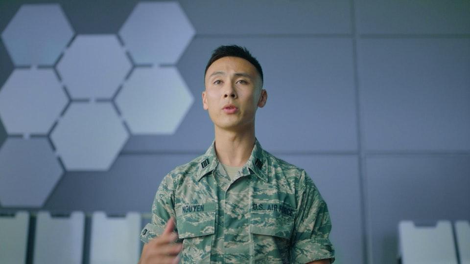"U.S. Air Force ""ROTC"" + ""EOD"""