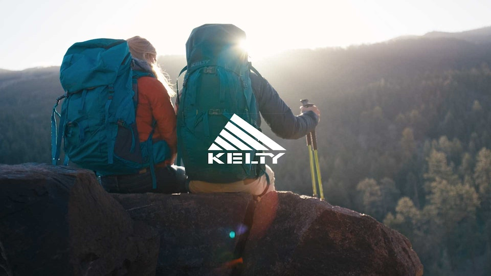 "Kelty ""Built For The Moment"""