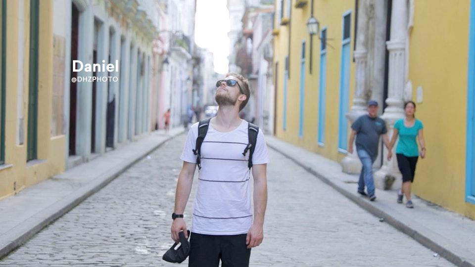 """A Long Moment in Cuba"""