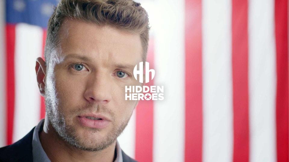"""Hidden Heroes  """"Ryan Phillippe"""" [PSA]"""