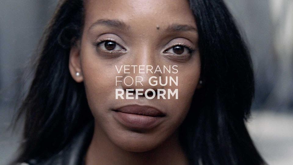 """Veterans For Gun Reform """"PSA"""""""
