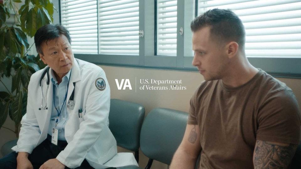 "Veterans Affairs ""It Matters"" [training film]"