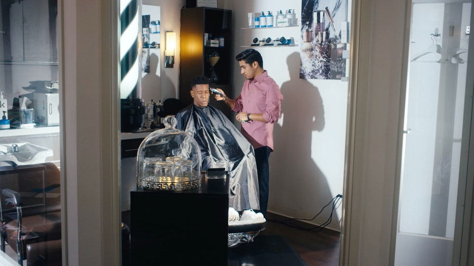 SQUARE - Barber Embassy