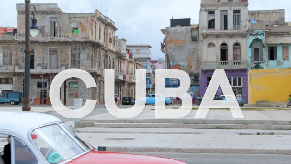 """A Long Moment in Cuba"""