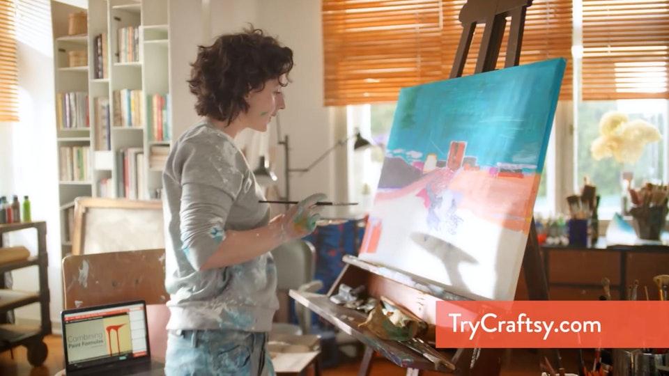 "Craftsy ""Confessions of a Creator"""