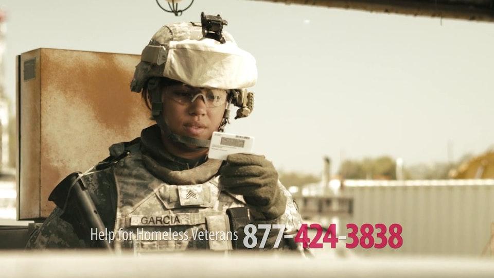 "Veterans Affairs ""Success Stories"" [PSA]"