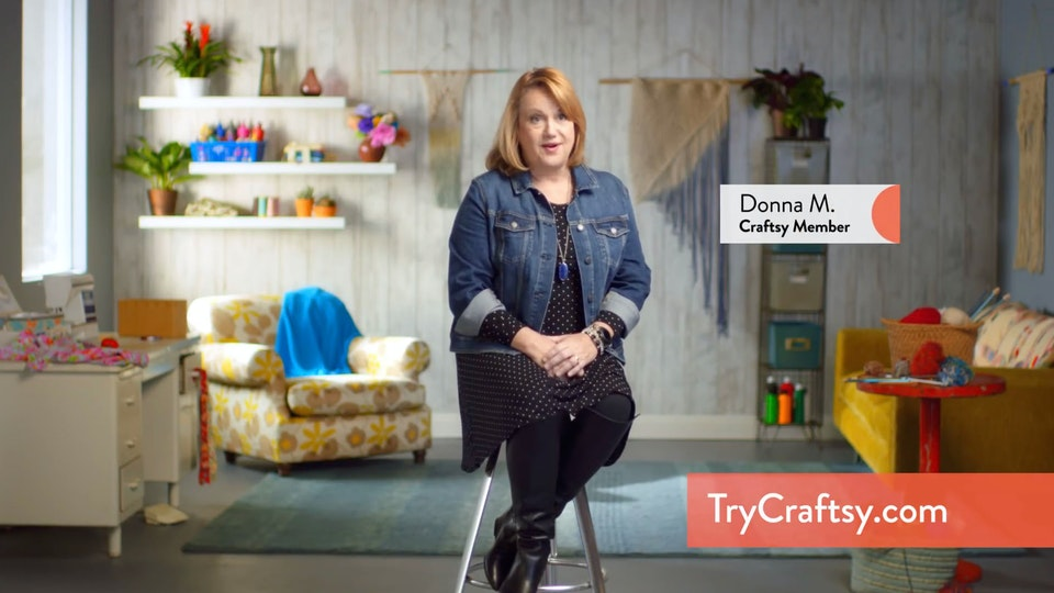"Craftsy ""Confessions of a Creator"""