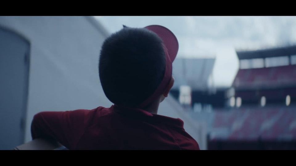 UPS x Bama Football