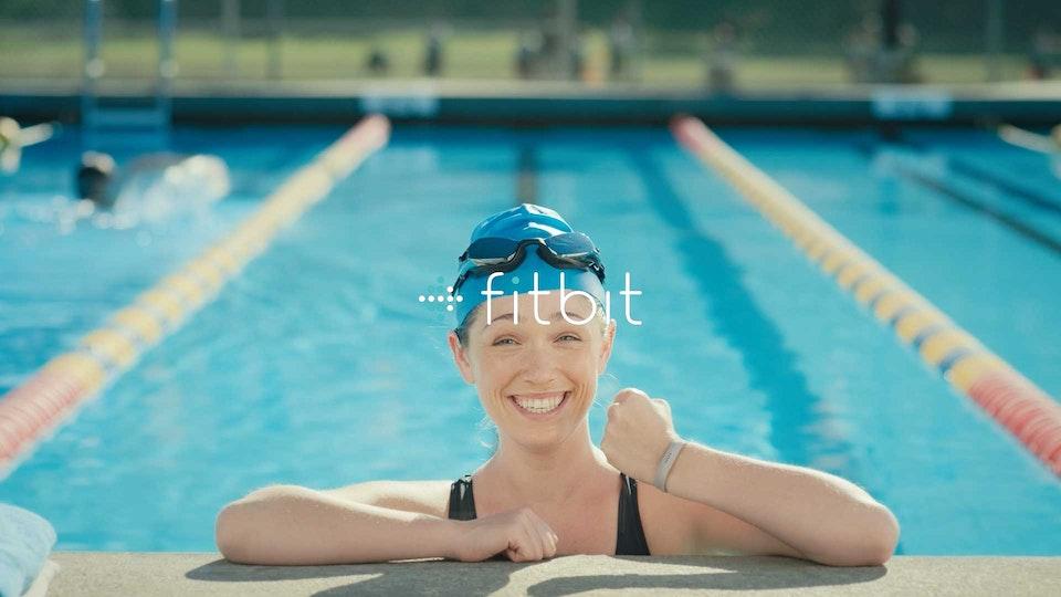 """FitBit Flex2 """"Swimmer"""" + """"Postal"""""""