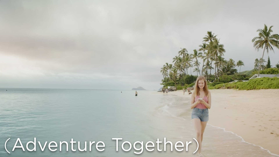 "TouchNote ""Adventure Together"" + Testimonial Spots"