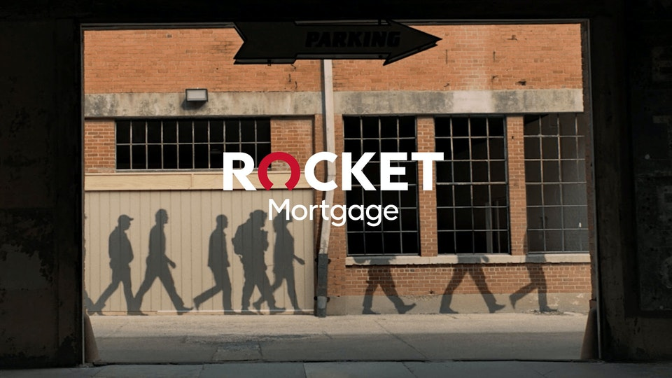 """Rocket Mortgage """"Out of the Shadows"""""""