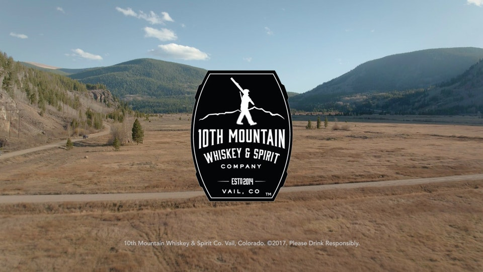 "10th Mtn Whiskey ""Raise Your Glass"""