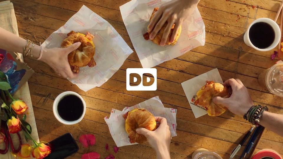 """Dunkin' Donuts """"Flower Float"""""""
