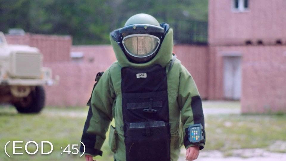 "U.S. Air Force ""ROTC"" + ""EOD"" - U.S. Air Force - EOD Explosive Ordnance Disposal Anthem"