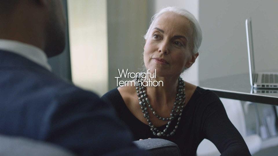 """Wrongful Termination"" [a short scene]"