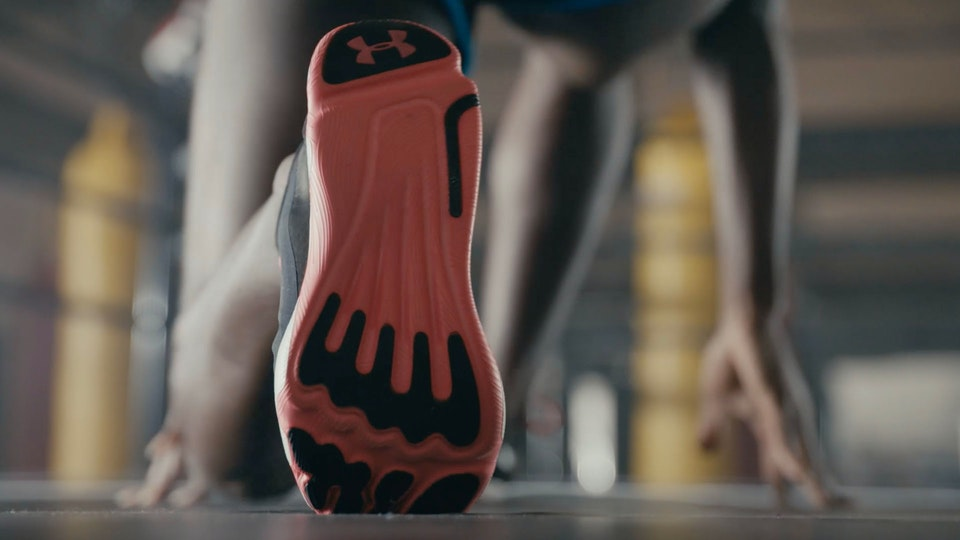 """Under Armour """"I Will"""""""