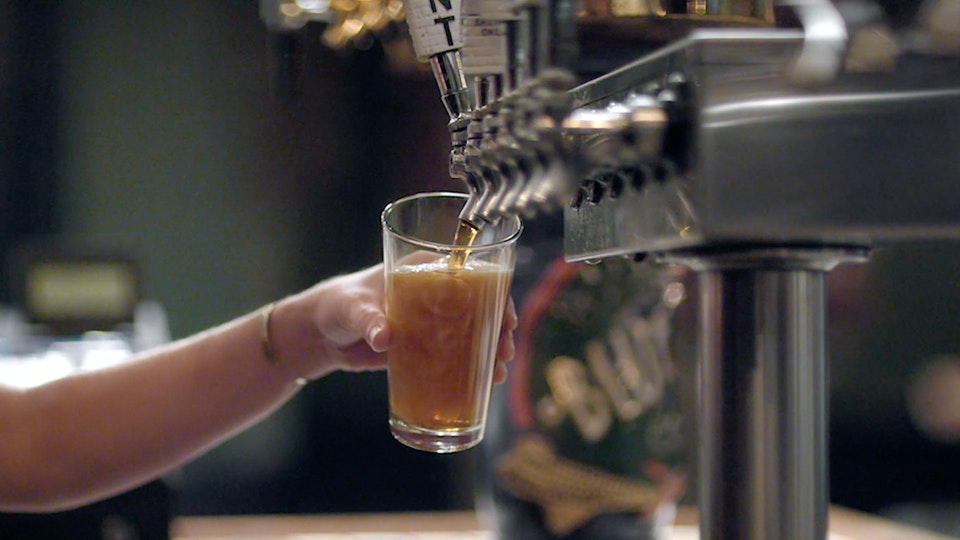 """Budweiser """"Brewers on Tap"""""""