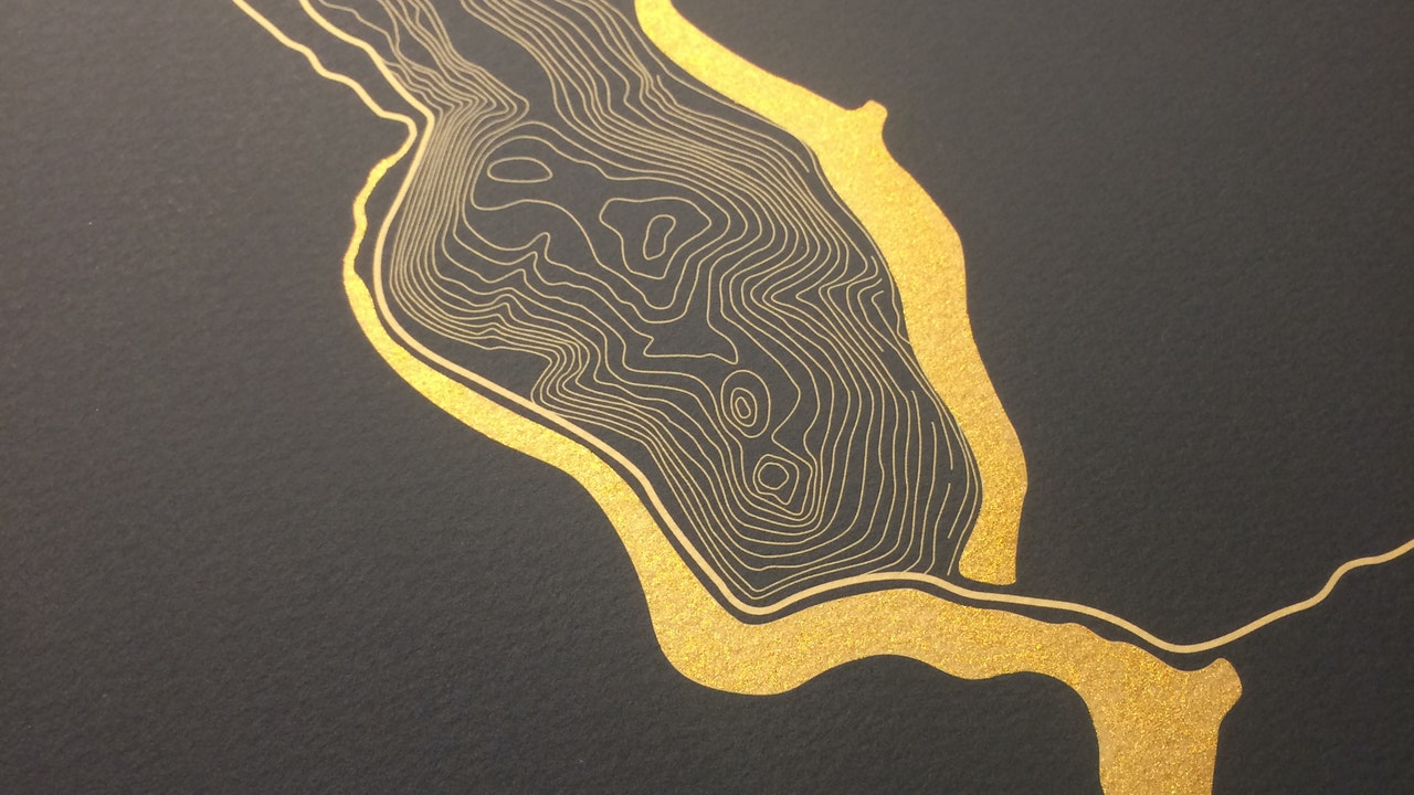 Detail of Snake Pass digital print (45.5cm x 30cm) £250 (edition of 10)