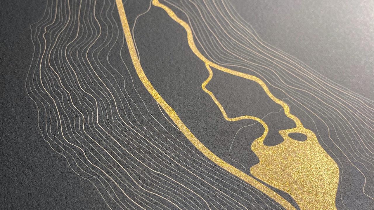 Glen Coe detail