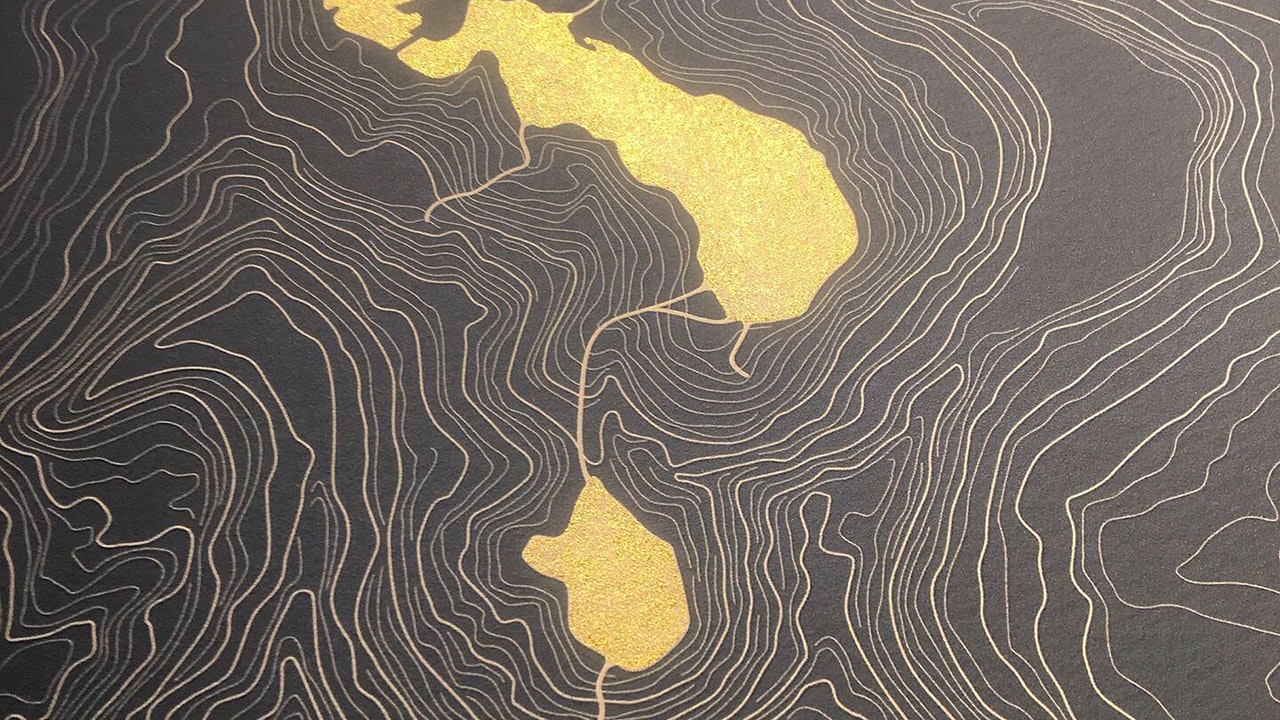 Detail of Snowdon digital print (47cm x 32.5cm) £250 (10 editions)