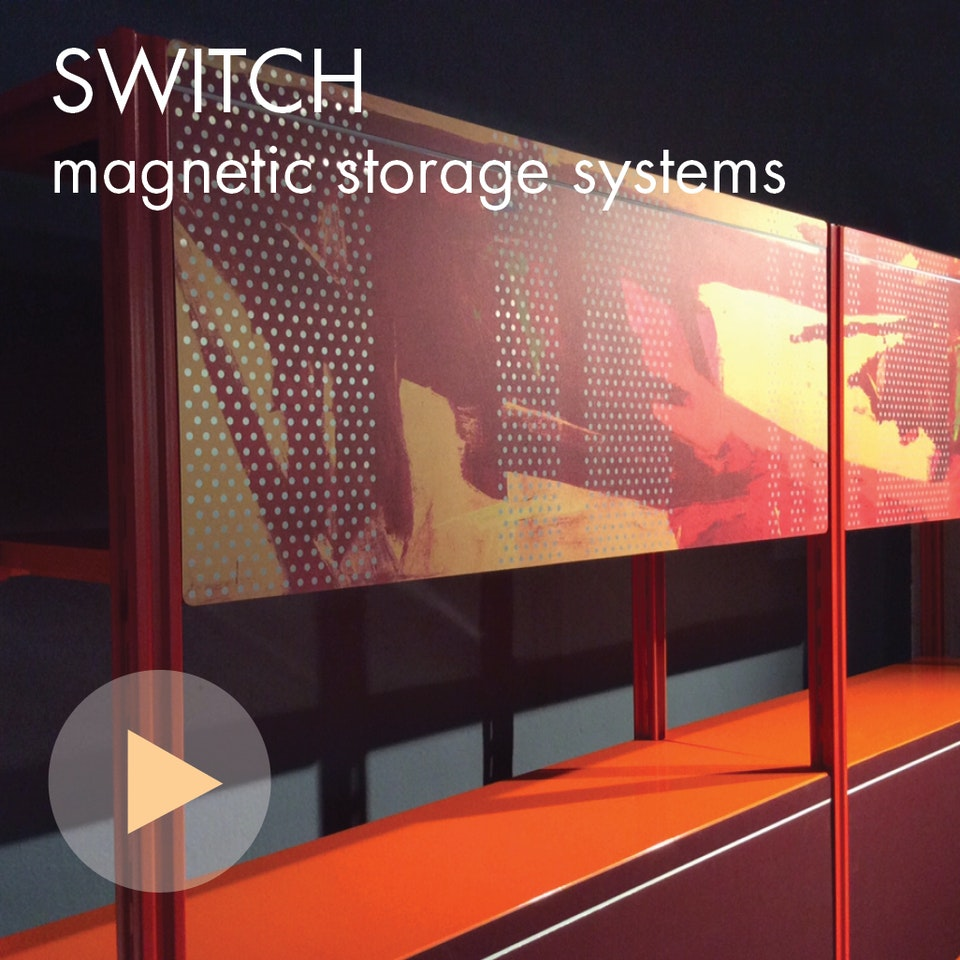 Michael Loos - OBJECT DESIGN  Magnetic Storage Systems