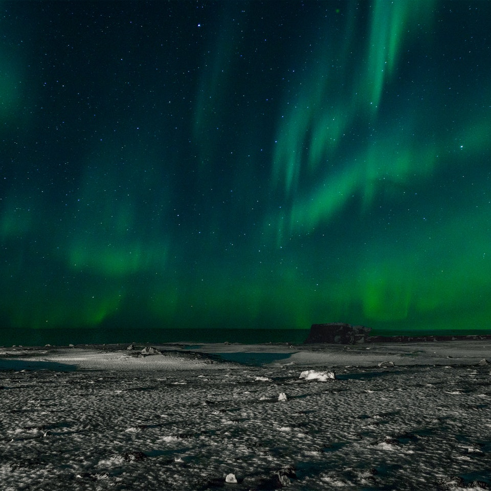 Michael Loos - Bear Island, North Pole - Photo Story