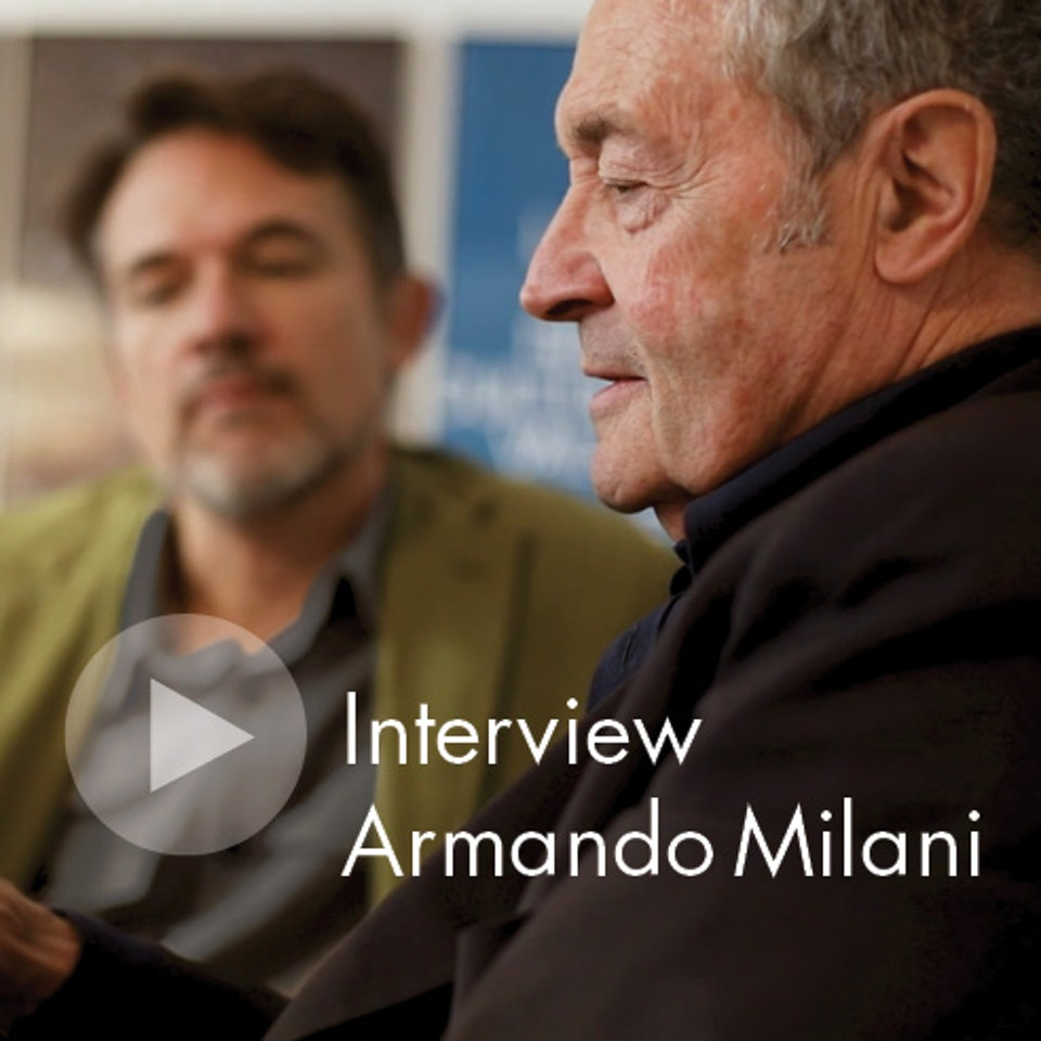 Michael Loos - An Interview With Armando Milani