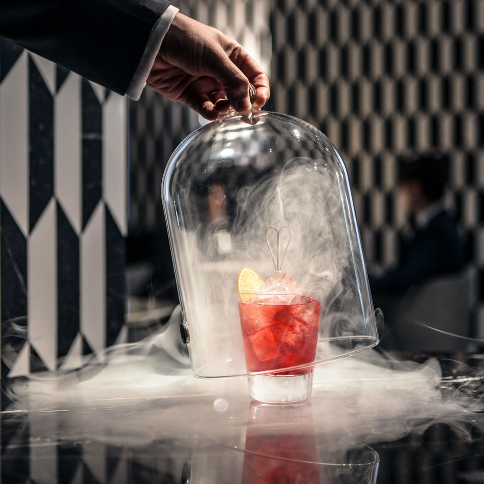 Michael Loos - Mandarin Oriental Hotel, Milan - Photo Story