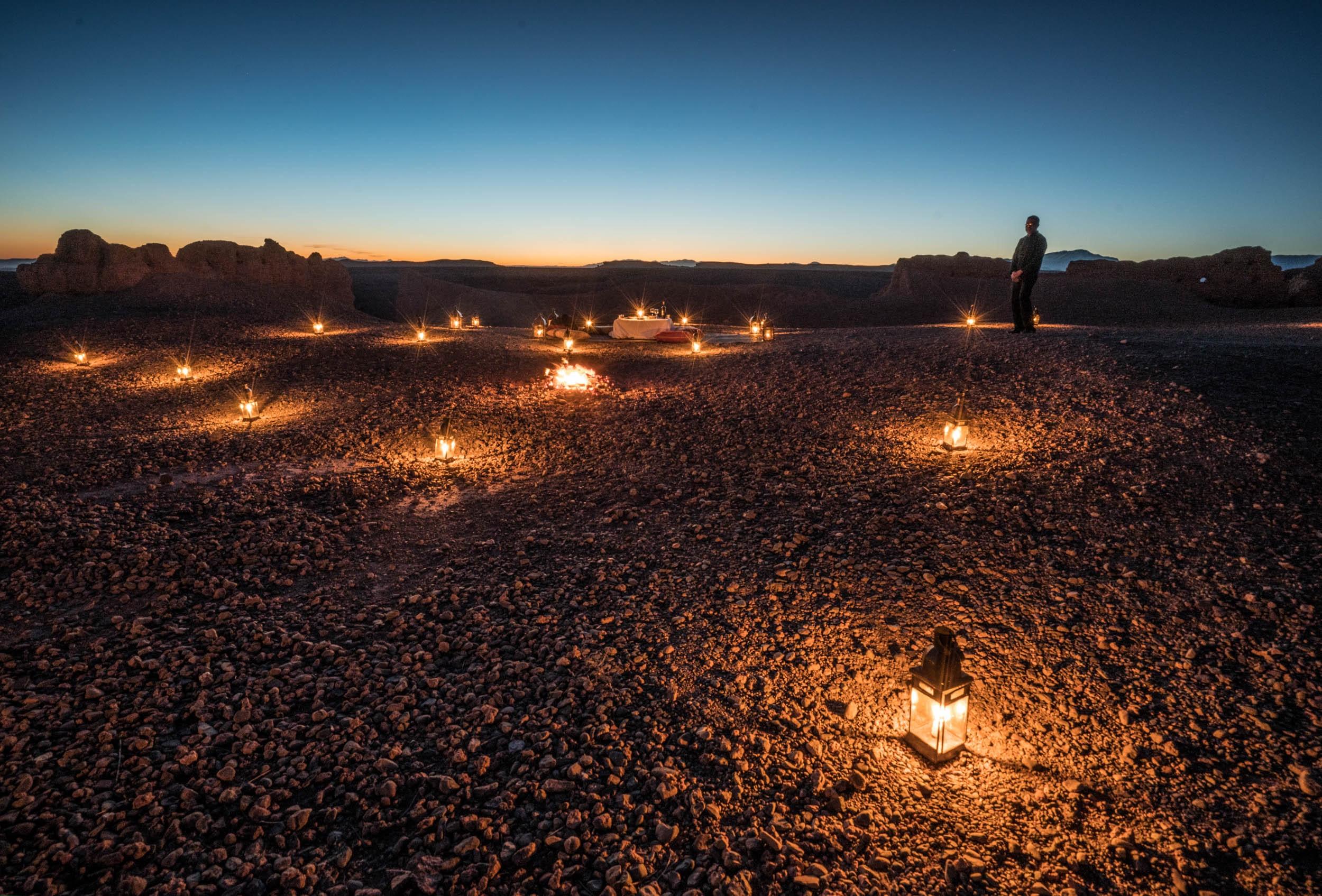 Michael Loos - DesertWideLanterns1630