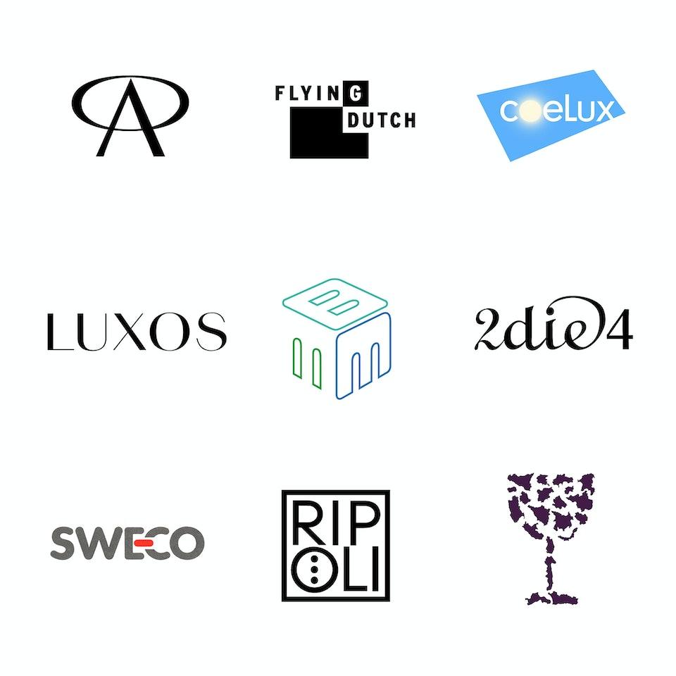 Michael Loos - GRAPHIC DESIGN  Brand design and logos