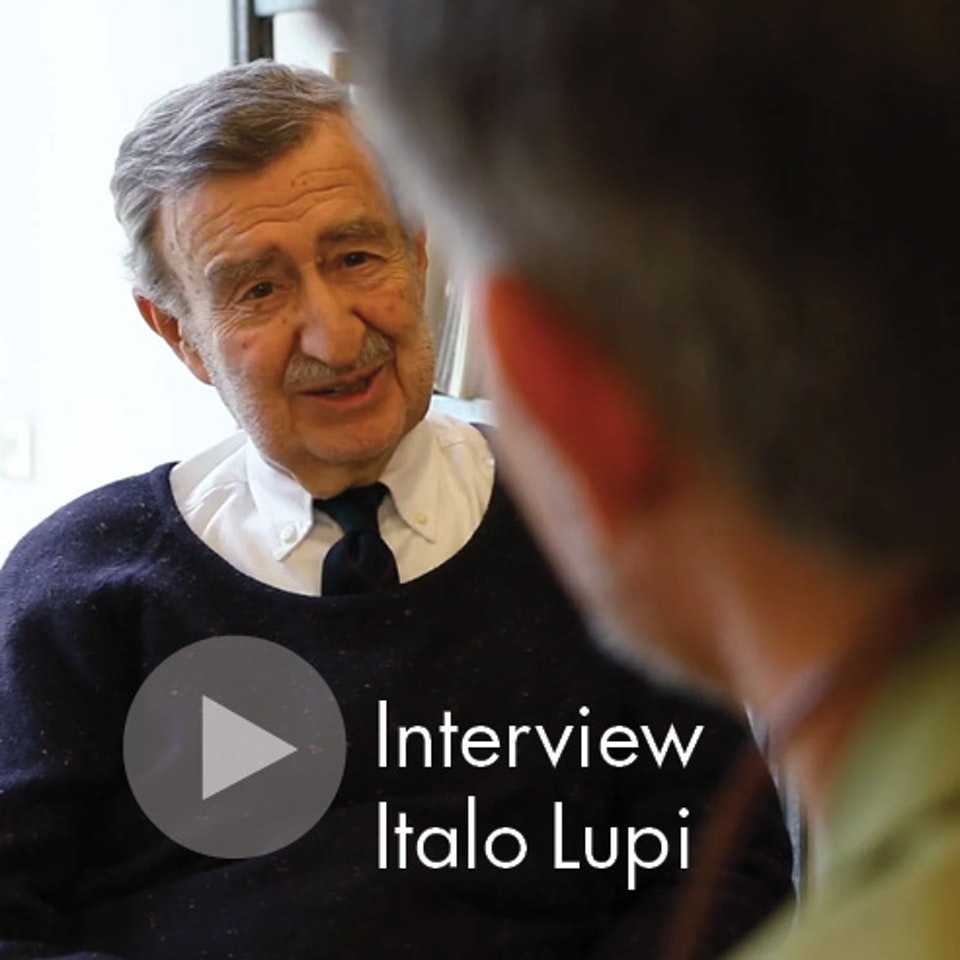 Michael Loos - An Interview with Italo Lupi