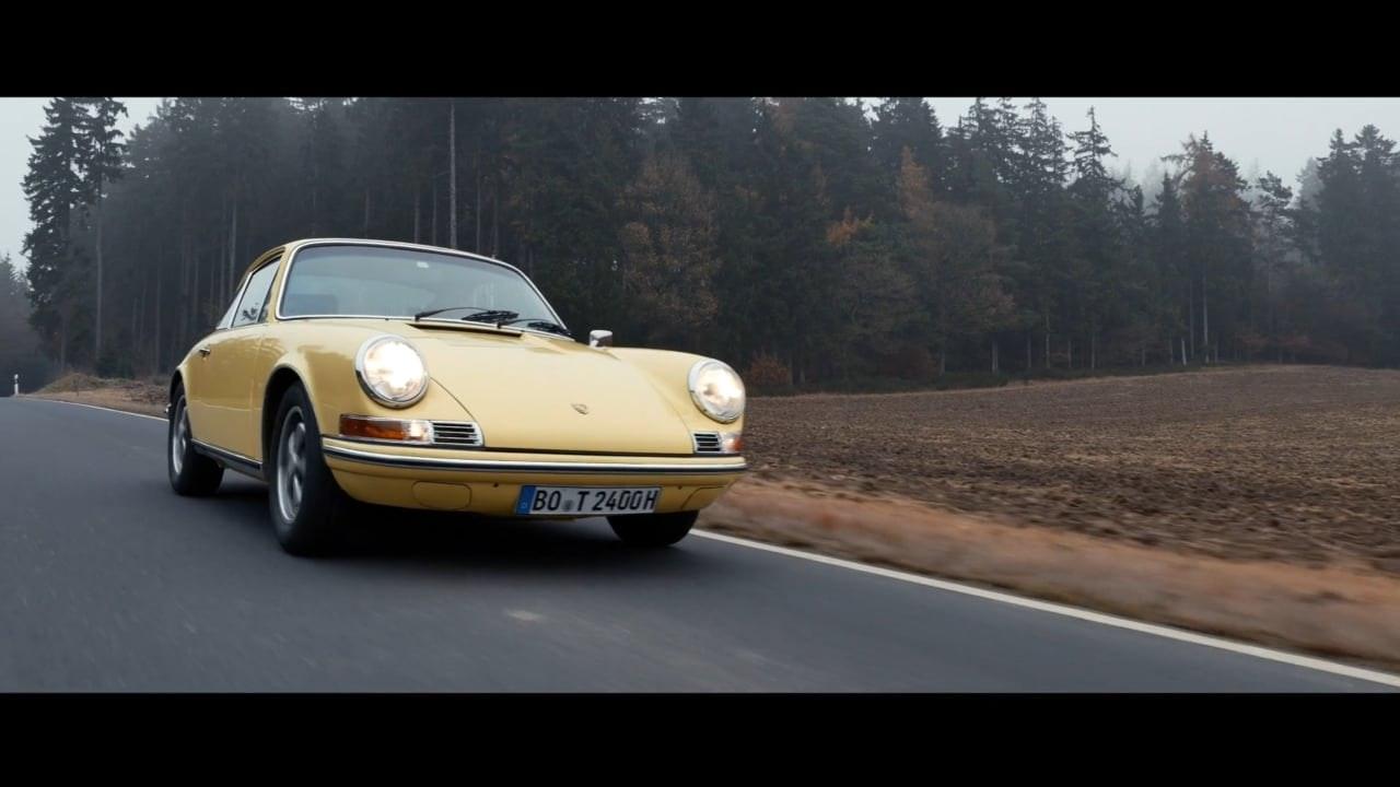 "Porsche 911 2.4T ""Gentleman Driver"""