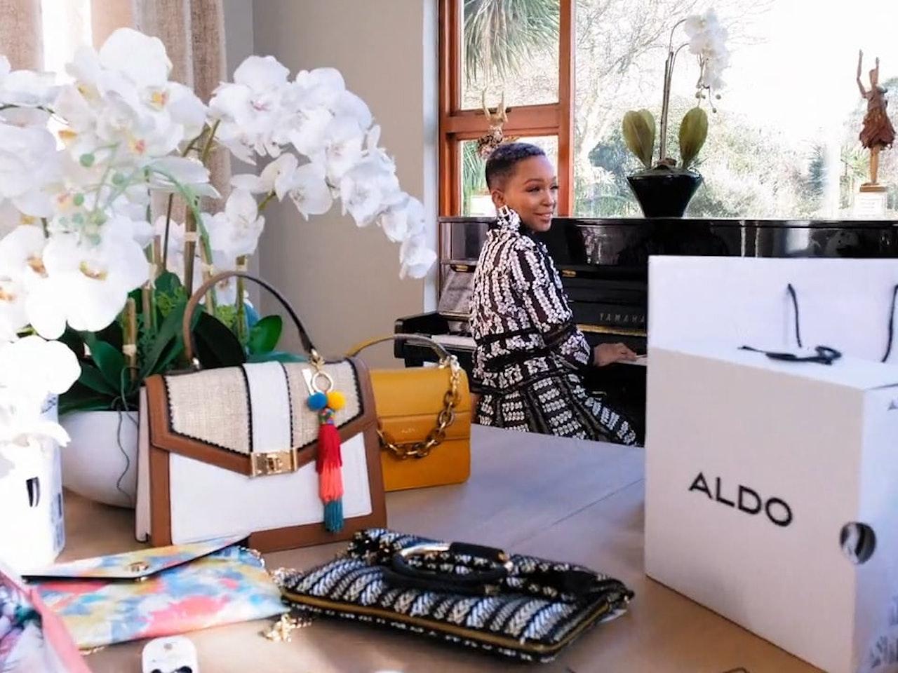 ALDO Shoes - Power Women