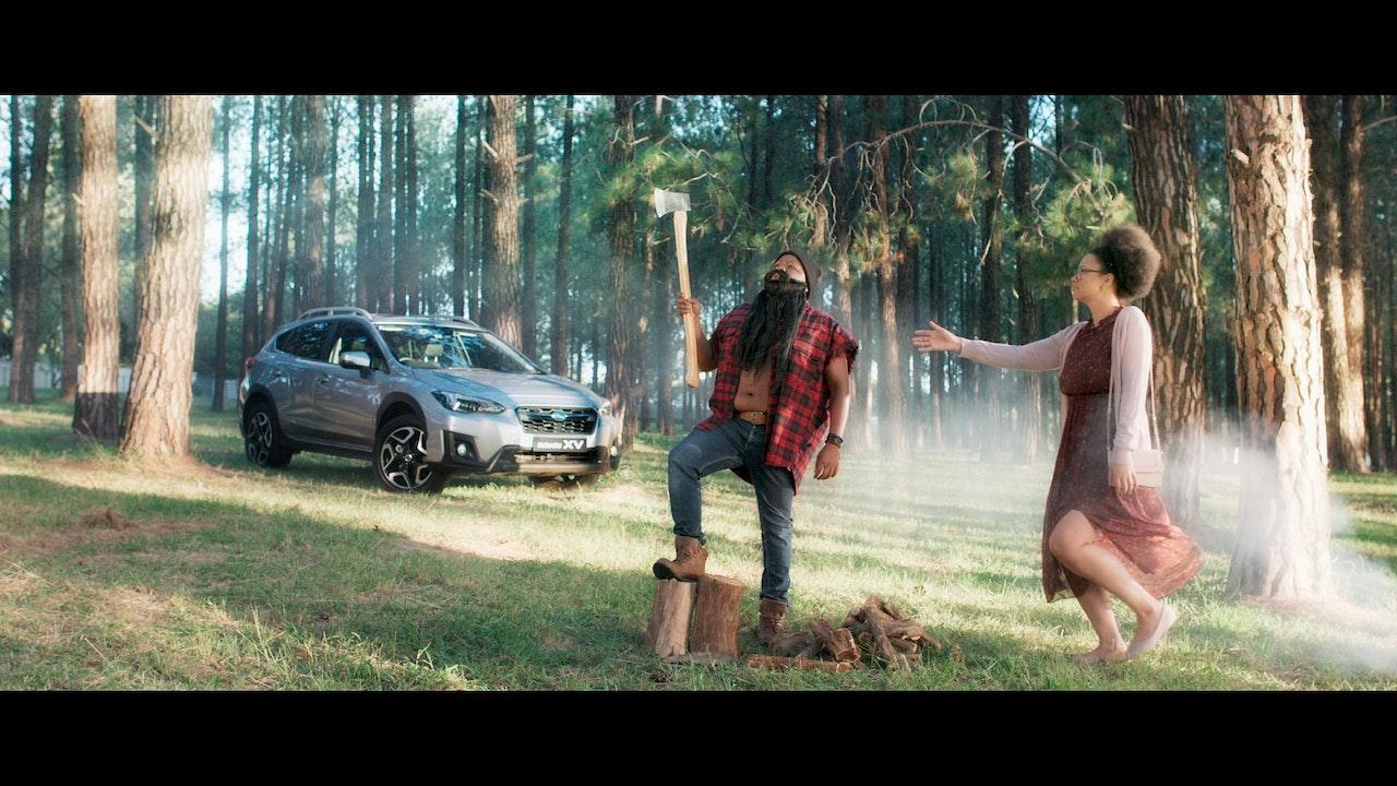 Subaru Daydream Man