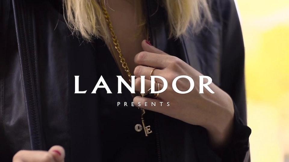 LANIDOR - FALL/WINTER
