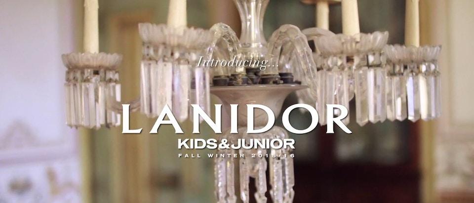 LANIDOR KIDS - FALL / WINTER