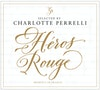 Selected by Charlotte Perrelli - Wine label Héros Rouge