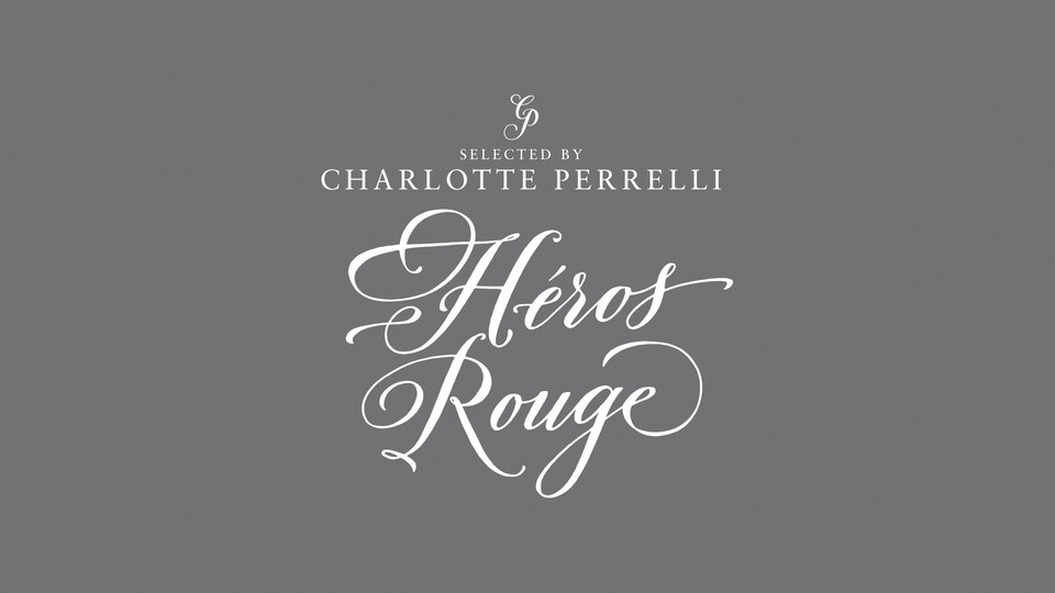 Selected by Charlotte Perrelli