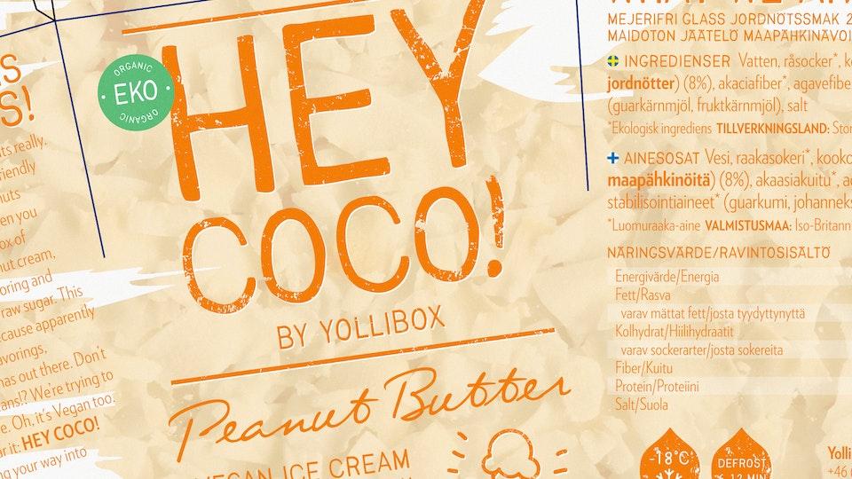 Hey Coco! by Yollibox