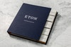 Eton Shirts - Concept design and art direction for Eton Shirts' fabric sample book Wardrobe Essientials.