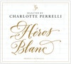 Selected by Charlotte Perrelli - Wine label Héros Blanc