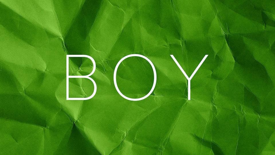 BOY Magazine