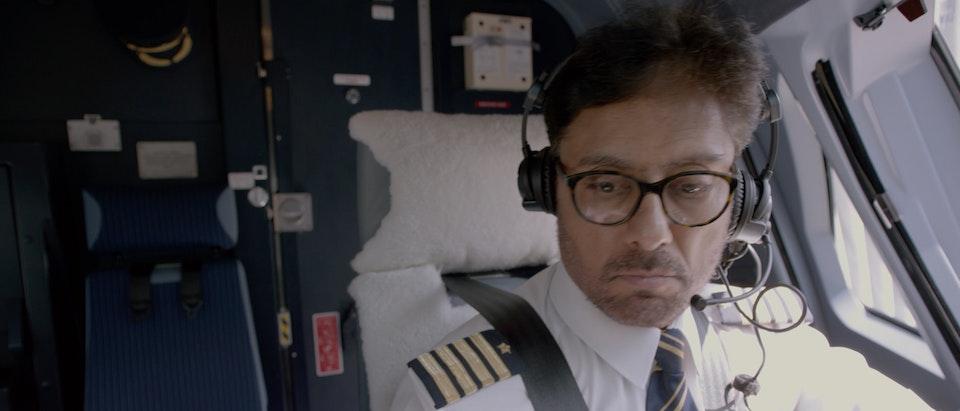Emirates #HelloJetman