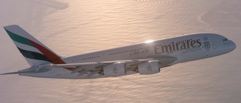 Emirates #HelloJetman
