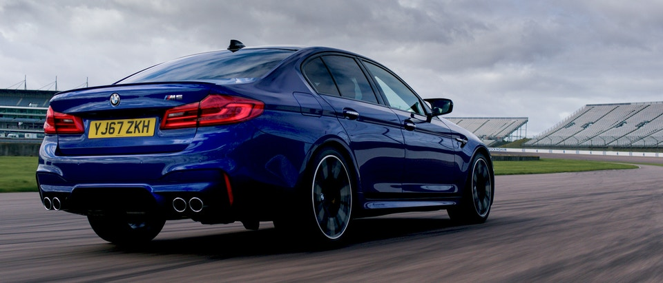 BMW M5 - Balance is a Powerful Thing