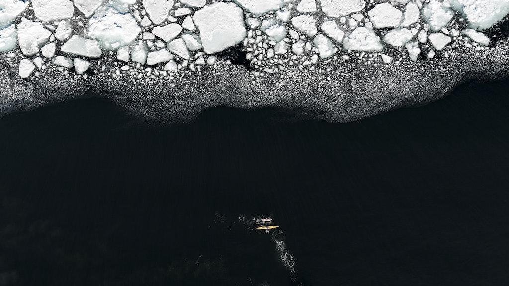 Arctic Peril - Sky