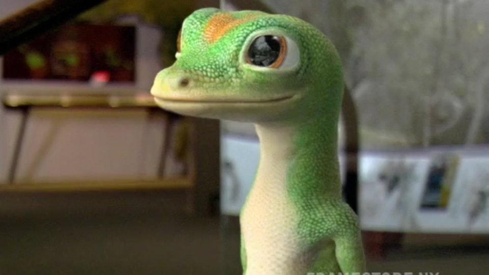 Geico Gecko - Framestore