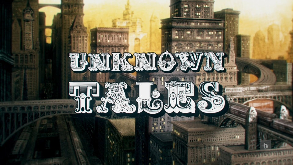 Unknown Tales from the NY Underground Short - Hornet Inc.