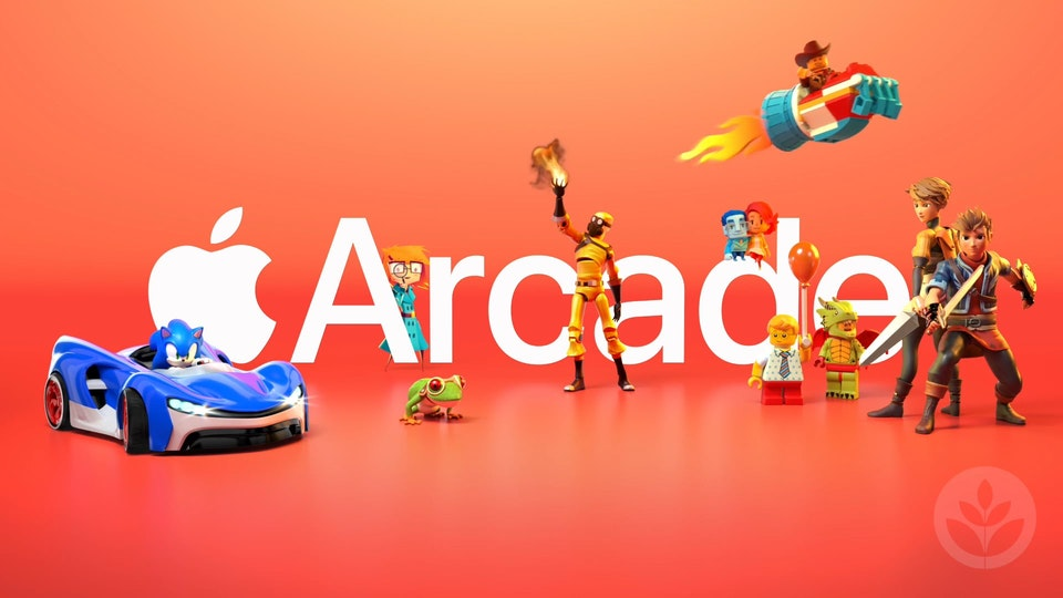 Arcade - Brand New School
