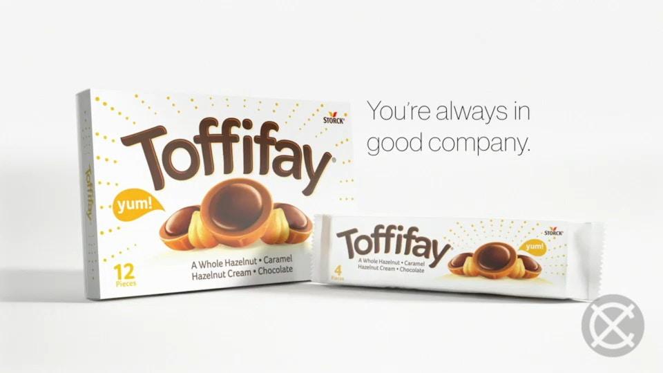Toffifay - Irresistable - Charlex